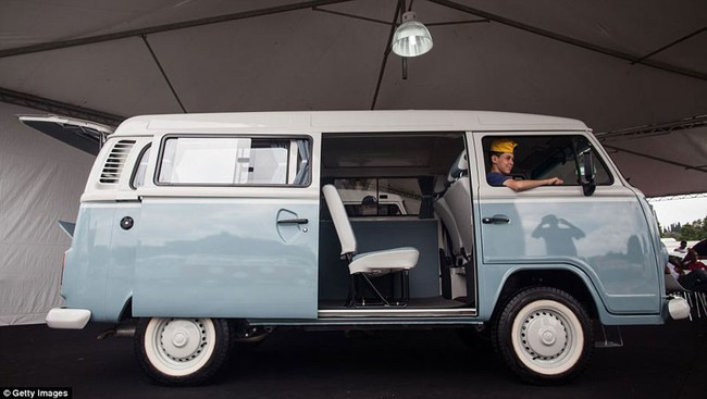 Vĩnh biệt huyền thoại Volkswagen Kombi 10