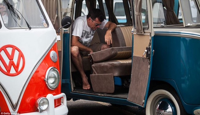 Vĩnh biệt huyền thoại Volkswagen Kombi 11