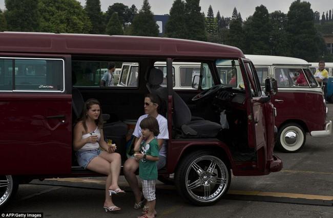 Vĩnh biệt huyền thoại Volkswagen Kombi 15