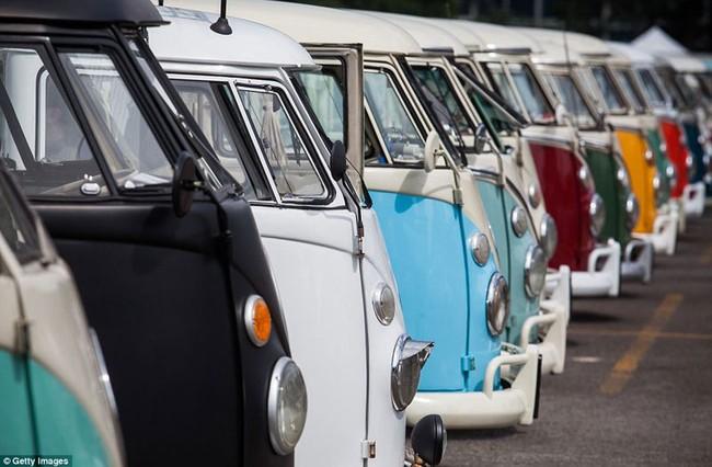 Vĩnh biệt huyền thoại Volkswagen Kombi 1