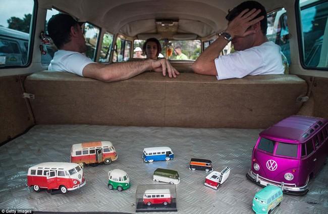 Vĩnh biệt huyền thoại Volkswagen Kombi 19