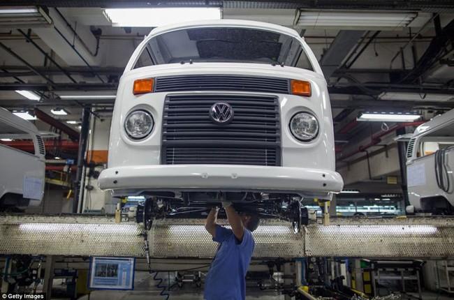 Vĩnh biệt huyền thoại Volkswagen Kombi 2