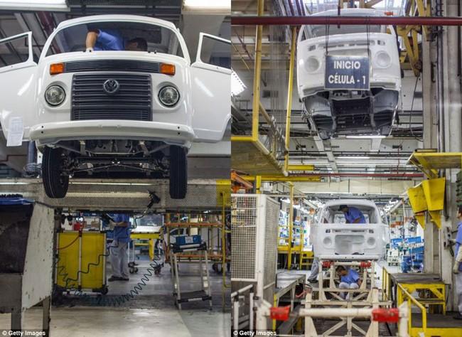 Vĩnh biệt huyền thoại Volkswagen Kombi 6