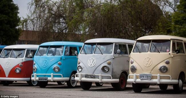 Vĩnh biệt huyền thoại Volkswagen Kombi 7