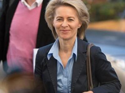 Bà Ursula von der Leyen. (Nguồn: DPA).