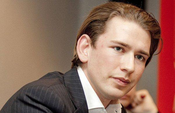 Ngoại trưởng Áo 27 tuổi, đẹp trai như tài tử điện ảnh (1)