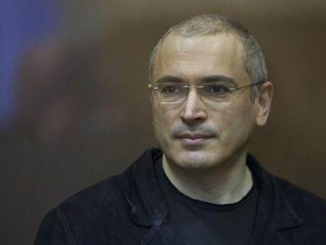 Tổng thống Nga Vladimir Putin vừa ân xá cho ông Mikhail Khodorkovsky