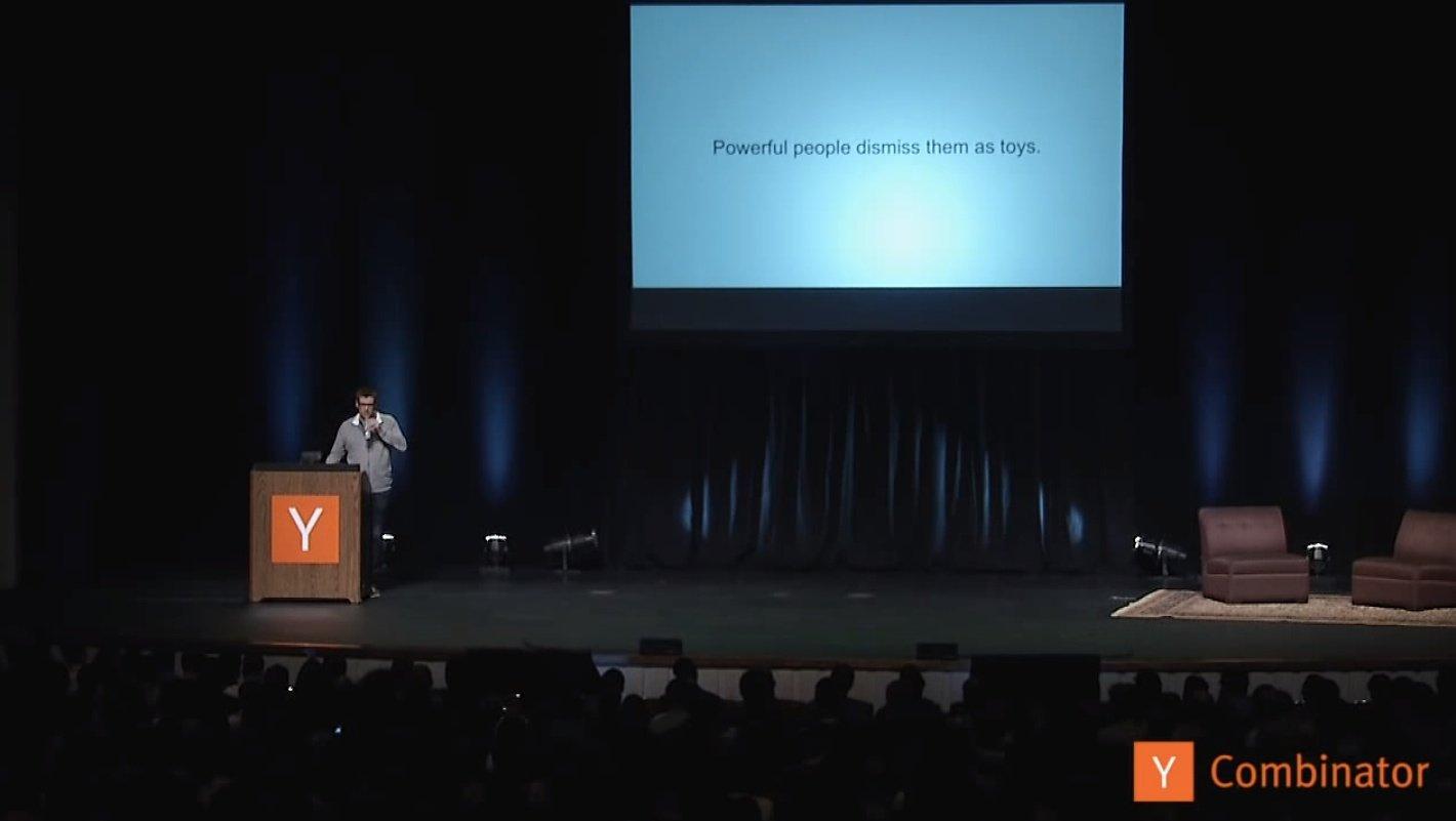 Muốn giàu có và thay đổi thế giới: Phải có ý tưởng ngu ngốc! 8