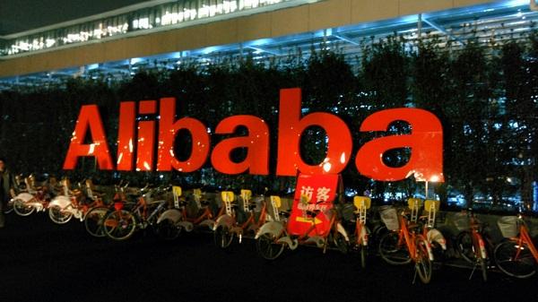 Alibaba hiện đang kiểm soát 80% thị trường thương mại điện tử Trung Quốc.