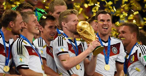 Nhà vô địch Đức có thoát lời nguyền GDP của World Cup?