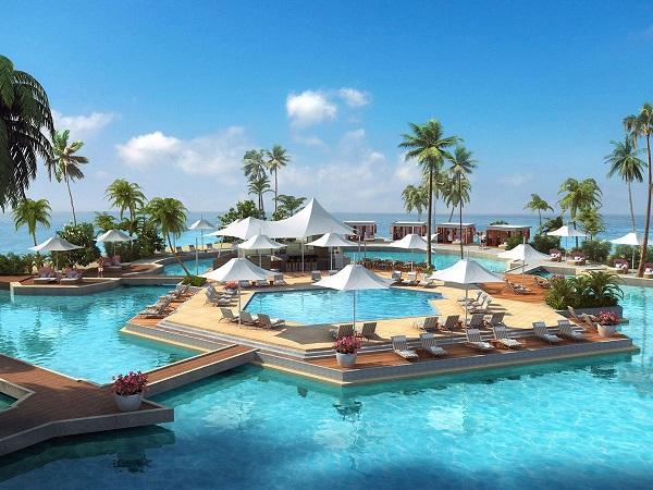 Một resort Việt Nam sở hữu 1 trong 25 bể bơi tráng lệ nhất thế giới (20)