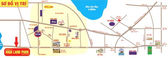 Khu Đô Thị và Dịch Vụ Bàu Bàng - Bàu Bàng Highland Park (2)