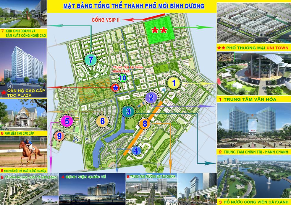 Thành phố mới Bình Dương (7)