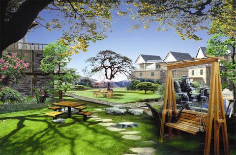 Dự án khu nhà ở cao cấp Dầu khí Hòa Bình (4)