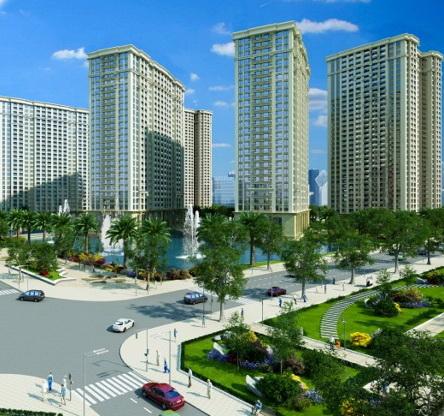 Thành phố sinh thái Times City (tên cũ Eco City) (11)