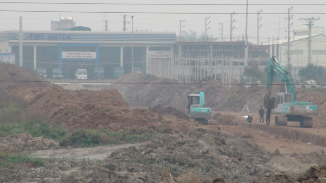 Khu đô thị mới Kim Chung - Di Trạch (18)