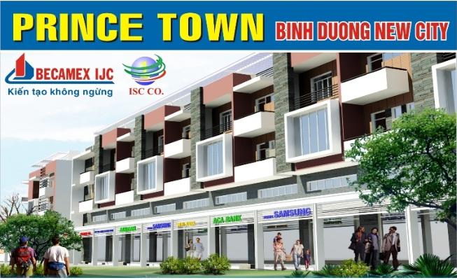 Phố thương mại Prince Town (1)