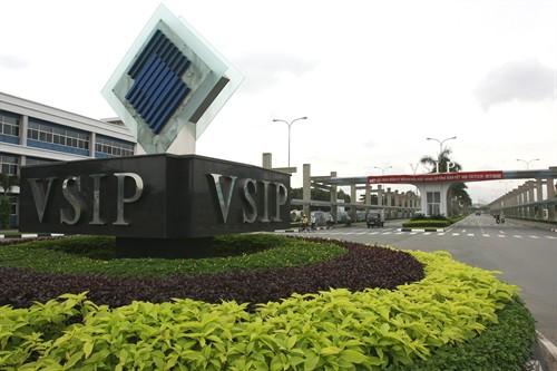 Khu công nghiệp Việt Nam - Singapore VSIP Bình Dương (10)