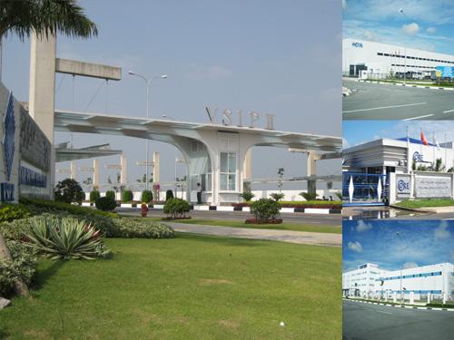 Khu công nghiệp Việt Nam - Singapore VSIP Bình Dương (12)