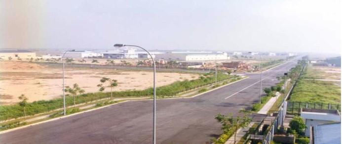 Khu công nghiệp Việt Nam - Singapore VSIP Bình Dương (1)