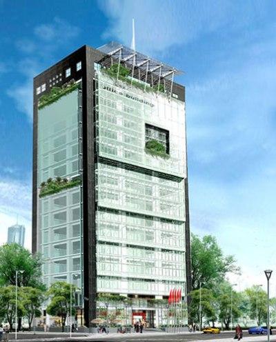 Dự án cao ốc tại khu đất vàng 25 bis Nguyễn Thị Minh Khai.