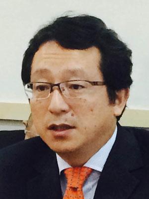 Ông Yasuzumi Hiro, Giám đốc điều hành JETRO tại TP HCM