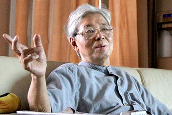 Kiến trúc sư Nguyễn Trực Luyện