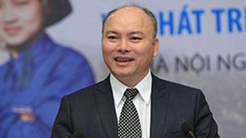 Ông Vũ Đăng Minh.