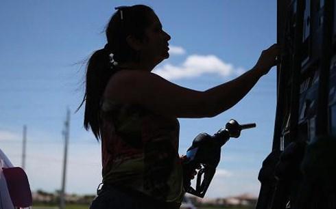 Nếu có không tỷ lệ lạm phát tương ở miền Tây, thì chỉ số giá tiêu dùng (CPI) tại Mỹ trong tháng 8 sẽ bị âm. (Ảnh minh họa: Getty Images).