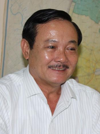 Phó Giám đốc Sở Nội vụ Lê Văn Làm
