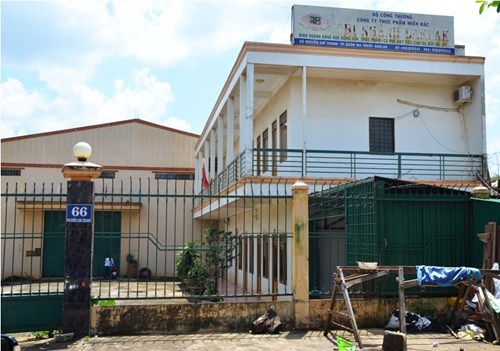 Nơi thuê địa điểm mở văn phòng của Cty Thuận Phong tại Đắk Lắk.