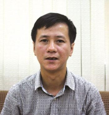 TS Nguyễn Đức Độ, Phó Viện trưởng Viện Kinh tế - Tài chính (Học viện Tài chính)