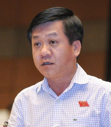 ĐBQH Nguyễn Văn Minh (TPHCM)