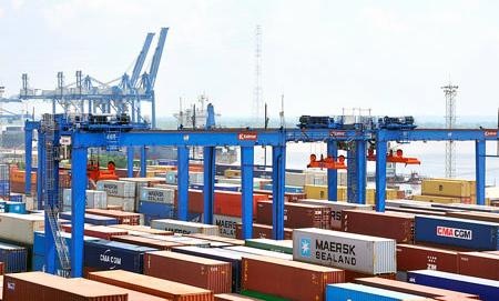 cảng vụ, cảng biển, container tồn đọng, hàng hóa, Bộ Tài chính, vướng thông tư, Cục Hàng hải
