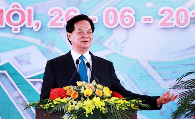 khoa học công nghệ, khu Công nghệ cao Hòa Lạc, chính sách, đặc thù, bổ sung, KHCN, Thủ tướng Nguyễn Tấn Dũng