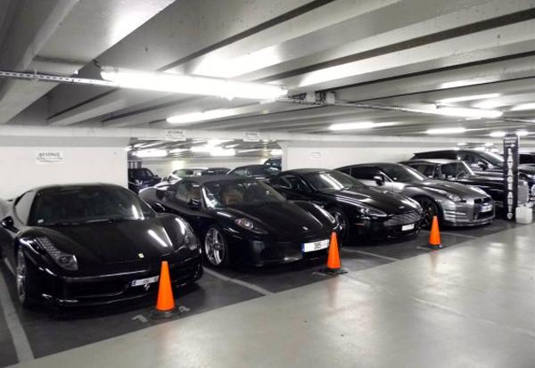 Một chỗ đỗ xe có giá tiền tỷ