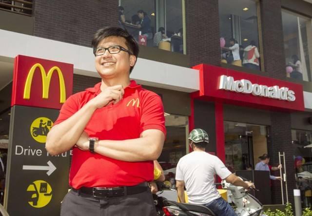 Henry Nguyễn và hành trình 10 năm đưa McDonalds tới Việt Nam