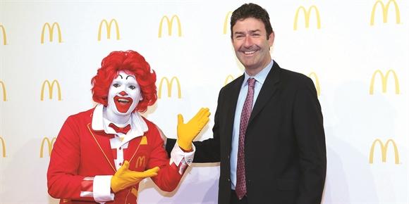 McDonalds se buong bat dong san?