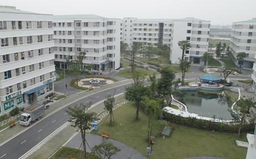 Theo Bộ trưởng Trịnh Đình Dũng, trong thời gian tới, phải tập trung hoàn thiện thể chế về quản lý phát triển đô thị.