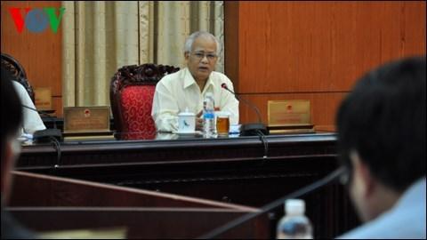 Chủ tịch Hội đồng Dân tộc Ksor Phước