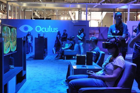 Oculus Rift đang được phát triển và thử nghiệm