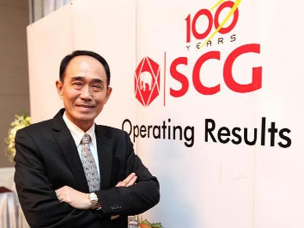 Ông Kan Trakulhoon – Chủ tịch kiêm Giám đốc điều hành SCG
