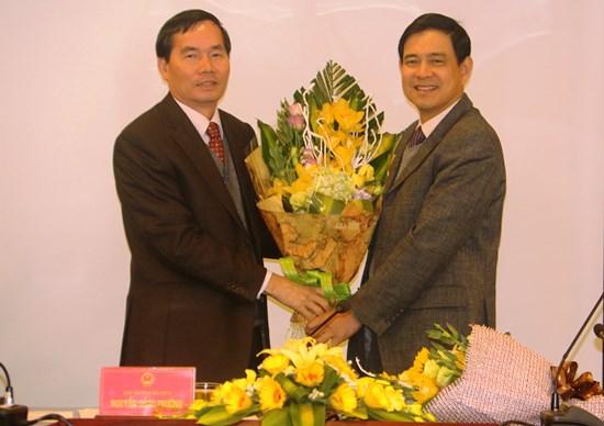 Bổ nhiệm ông Vũ Đỗ Anh Dũng giữ chức Phó Tổng cục trưởng Tổng cục Đường bộ Việt Nam