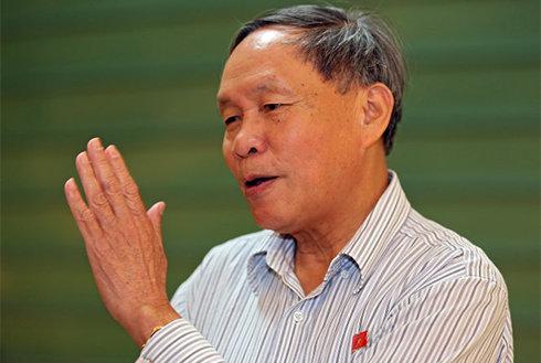 Ông Nguyễn Văn Rinh - Ảnh: Việt Dũng