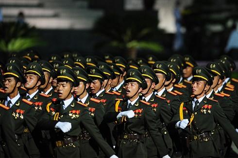 truc tiep: hao hung le dieu binh, dieu hanh ky niem 70 nam quoc khanh hinh 19