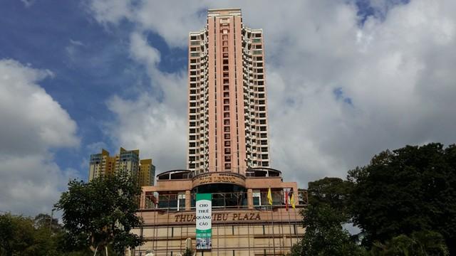 Theo các chuyên gia, thất bại lớn nhất của Thuận Kiều Plaza chính là ở mặt phong thủy