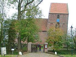 Tower of Suurhusen