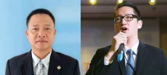 Hai người Australia gốc Việt trong Top 10: Ông Bùi Minh Tuấn và ông David Hồ