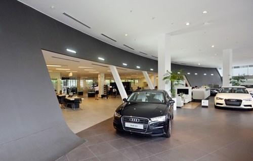 Showroom Audi tại Hà Nội