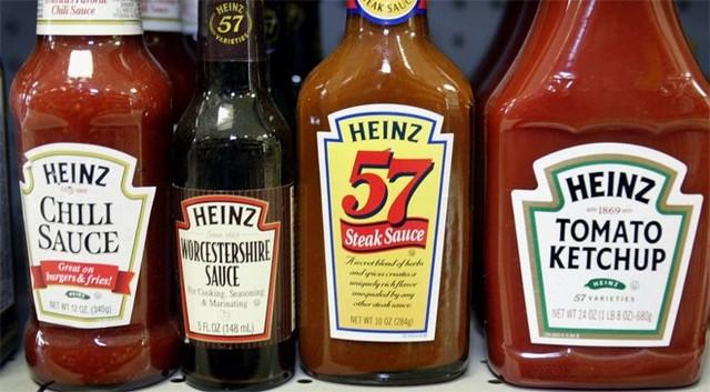 """Dù có hàng nghìn sản phẩm khác nhau, hãng thực phẩm Heinz vẫn tự hào hơn cả về """"dòng sản phẩm 57"""" của hãng. Vì sao?"""